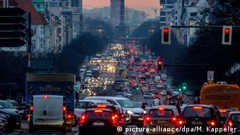 Symbolbild Diesel-Fahrverbot in Städten