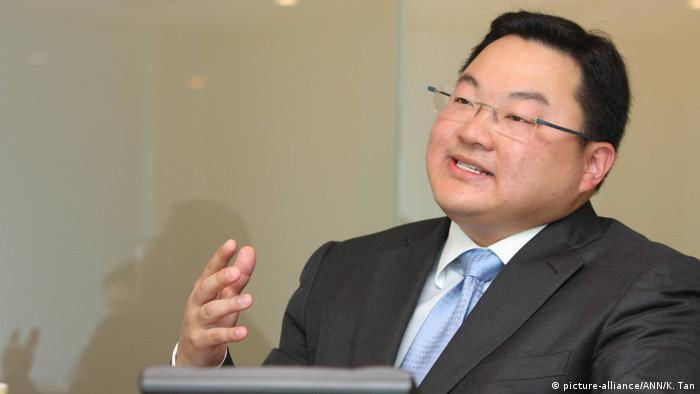 Jho Low (picture-alliance/ANN/K. Tan)