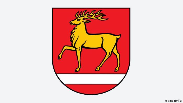 Герб округа Зигмаринген