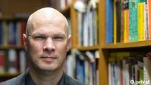 Martin Aust, Professor für die Geschichte und Kultur Osteuropas an der Friedrich-Wilhelms-Universität Bonn