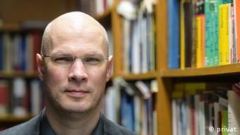 Martin Aust, Professor für die Geschichte und Kultur Osteuropas an der Friedrich-Wilhelms-Universität Bonn (privat)