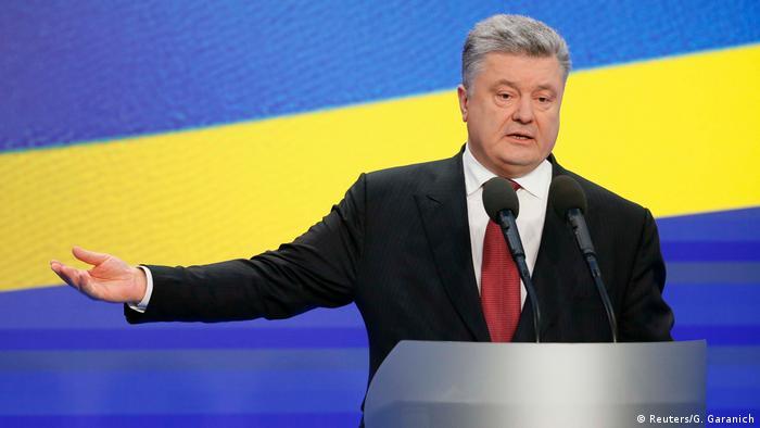 Петро Порошенко знову застерігає від будівництва Північного потоку-2