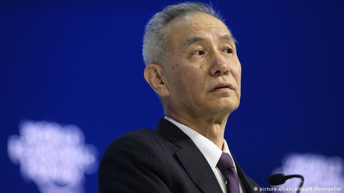 Liu He (picture-alliance/dpa/G.Ehrenzeller)