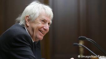 Wolfgang Gehrcke, Die Linke (Imago/Itar-Tass)