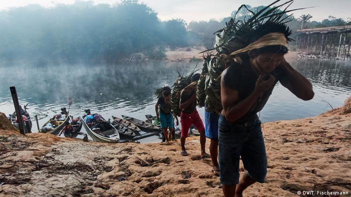 Madarejúwa Tenharim als Amazonien (DW/T. Fischermann)