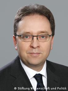 Ο Όλιβερ Μάιερ, ειδικός σε θέματα πολιτικής ασφάλειας του Ιδρύματος Επιστήμη και Πολιτική
