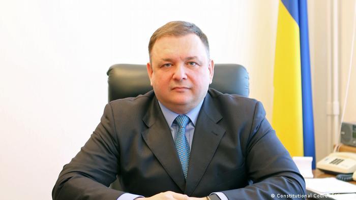 Судді Конституційного суду звільнили голову Станіслава Шевчука (архівне фото)