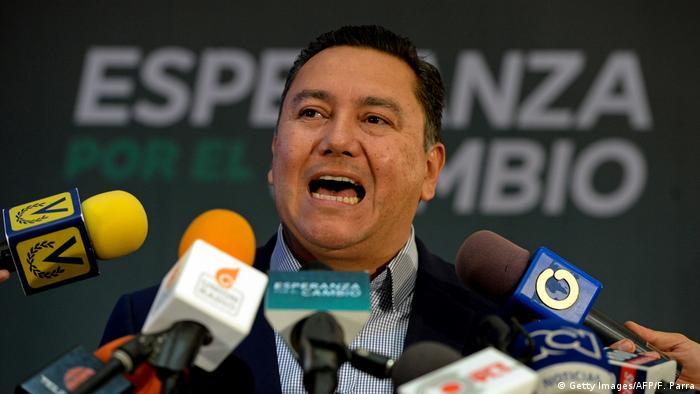 Javier Bertucci (Getty Images/AFP/F. Parra)