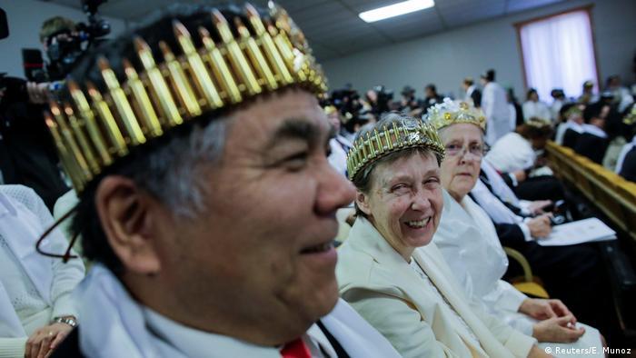 Pennsylvania Sanctuary Church Gottesdienst mit Waffen (Reuters/E. Munoz)