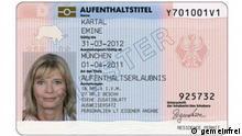 Aufenthaltserlaubnis-Beschäftigung