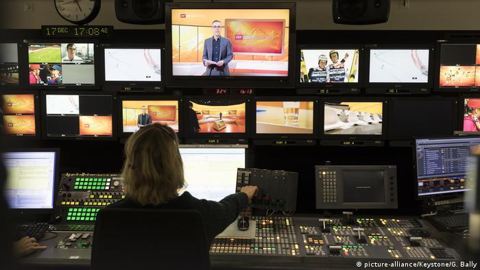 Schweiz SRF Öffentlicher Rundfunk