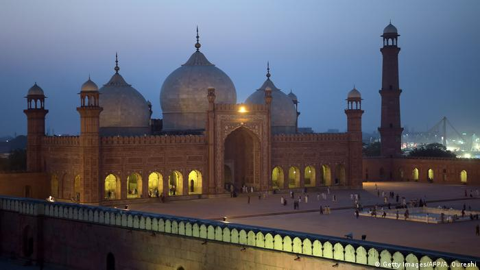 Pakistan Lahore Badshahi-Moschee (Getty Images/AFP/A. Qureshi)