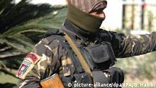 Afghanistan NDS Geheimdienst Sicherheitsbeamter