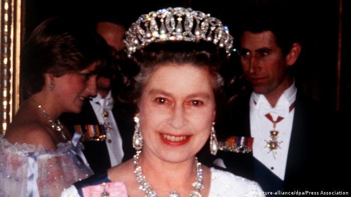 Queen Elizabeth II (picture-alliance / dpa)