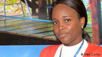 Catarina Taborda von Ministerium für Tourismus aus Guinea-Bissau