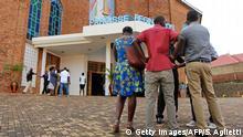 Ruanda Kigali Kirche