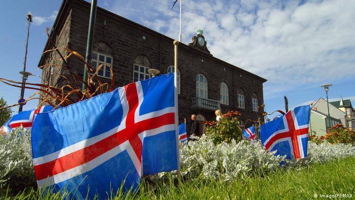 Reykjavik Parliament (Imago/PEMAX)