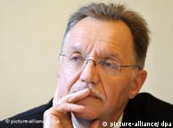O πρόεδρος της Γερμανικής Αγροτικής Ομοσπονδίας Γκερντ Ζόνλαϊτνερ