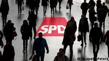 Deutschland SPD im Abwärtstrend
