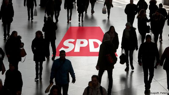 SPD scade în sondaje