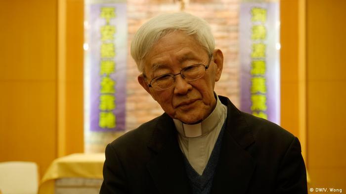 Hong Kong Salesian Churn - Kardinal Joseph Zen