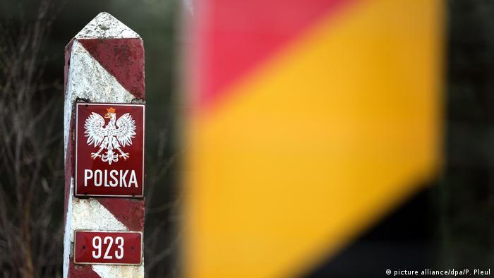 Polish border crossing