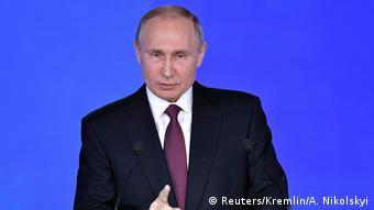 Władimirowi Putinowi zależy na budowie Nord Stream 2