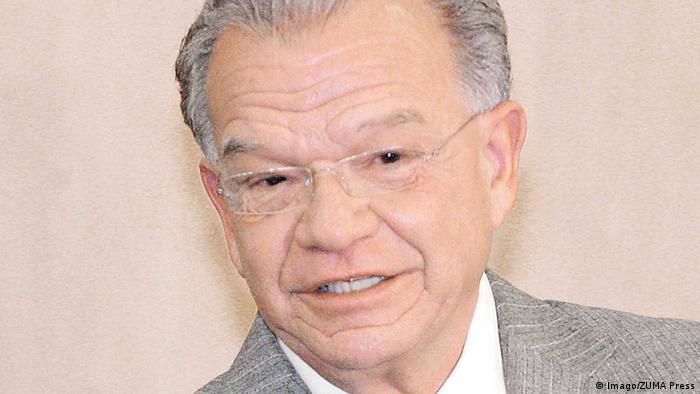 Mexiko ehem. Gouverneur von Tabasco Andres Granier Melo (Imago/ZUMA Press)