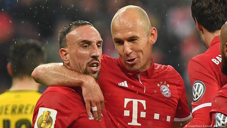 5a26dbaf2 Bayern Munich: Replacing Arjen Robben and Franck Ribery won't come cheap