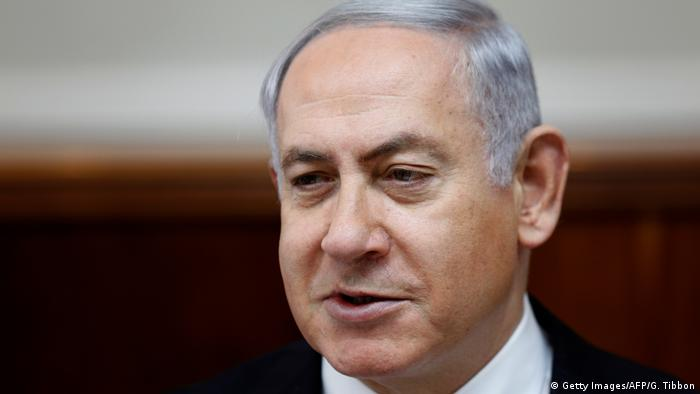 Speaking on April 9 in the Israeli town of Sderot, near Gaza, Prime Minister Benjamin Netanyahu said: We have one clear and simple rule and we seek to express it constantly: if someone tries to attack you — rise up and attack him. We will not allow, here on the Gaza border, them to hurt us. We will hurt them.