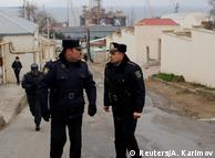 Полиция Азербайджана (фото из архива)