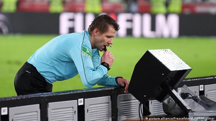 Videobeweis FuГџball Bundesliga