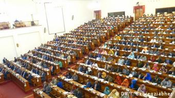 Äthiopien - Parlament