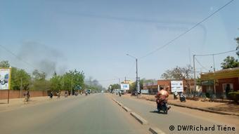 Attaques à Ouagadougou (DW/Richard Tiéne)