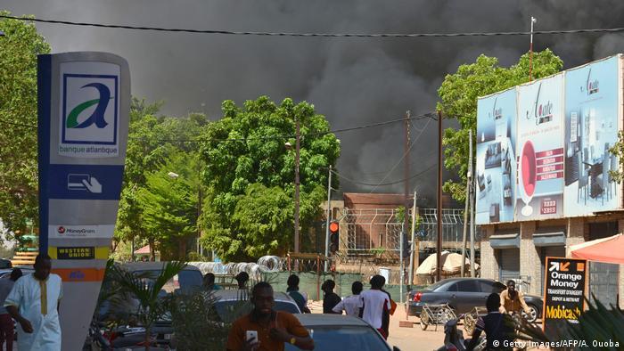 В столиці Буркіна-Фасо відбувся напад ісламістів