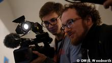 DW Akademie Berlinale Talent Volontariat (DW/E. Woodnorth)