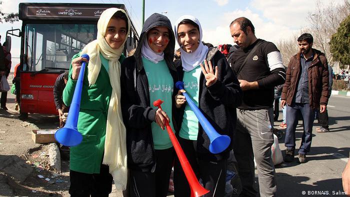 Iran KW09 Fußball (BORNA/S. Salimi)