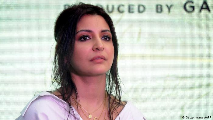 Anushka Sharma Bollywood Schauspielerin