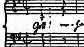 Bildgalerie Joseph Haydn Gott erhalte Franz