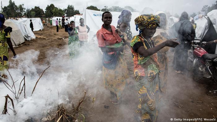 Demokratische Republik Kongo Kämpfe zwischen Volksgruppen