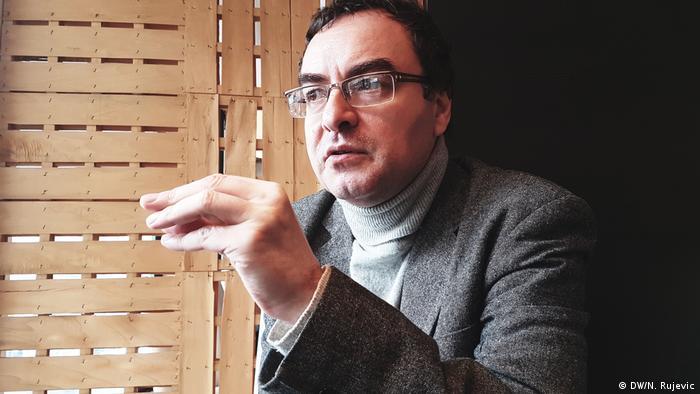 Jovo Bakic serbischer Soziologe