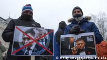 Slovakei | Tausende Menschen gedenken dem ermordeten Journalisten Jan Kuciak und dessen Verlobte