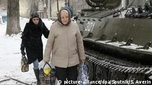 Ukraine | Evakuierung von Zivilisten in Donezk 2017 - CINEMASCOPE