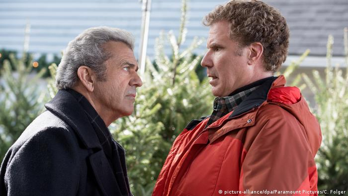 Mel Gibson und Will Ferrell (picture-alliance/dpa/Paramount Pictures/C. Folger)