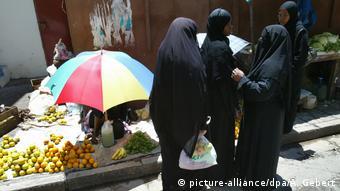 Kenia - Muslime in Mombasa
