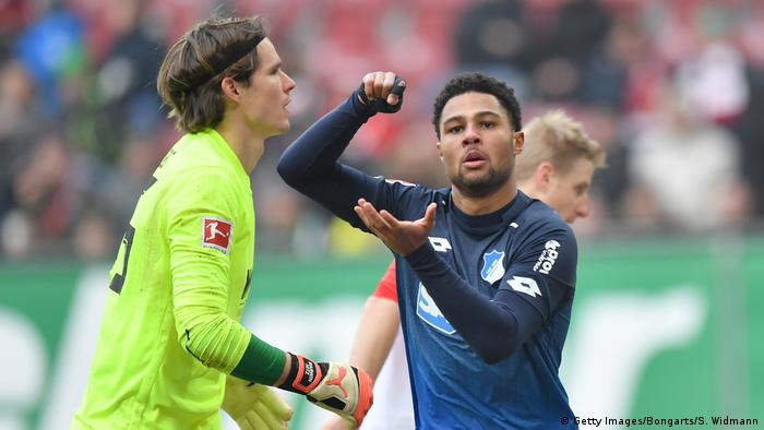 Serge Gnabry: 'Julian Nagelsmann is one of the best'