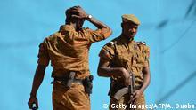 Burkina Faso Nach den Anschlägen