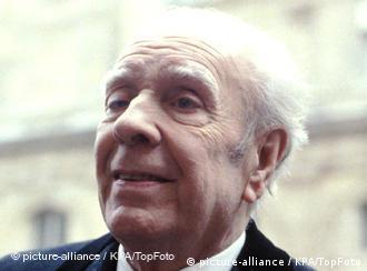 Jorge Luis Borges (foto de 1983).