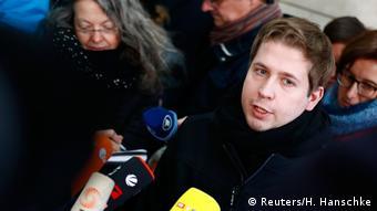 Deutschland Ergebnis des SPD-Mitgliedervotums | Kevin Kühnert