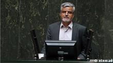 Iran - Mahmoud Sadeghi, Abgeordnete Teherans im iranischen Parlament am 04.03.2018